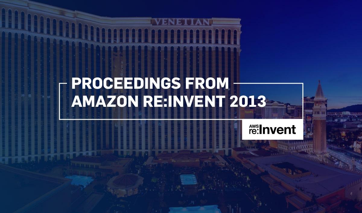 amazon reinvent