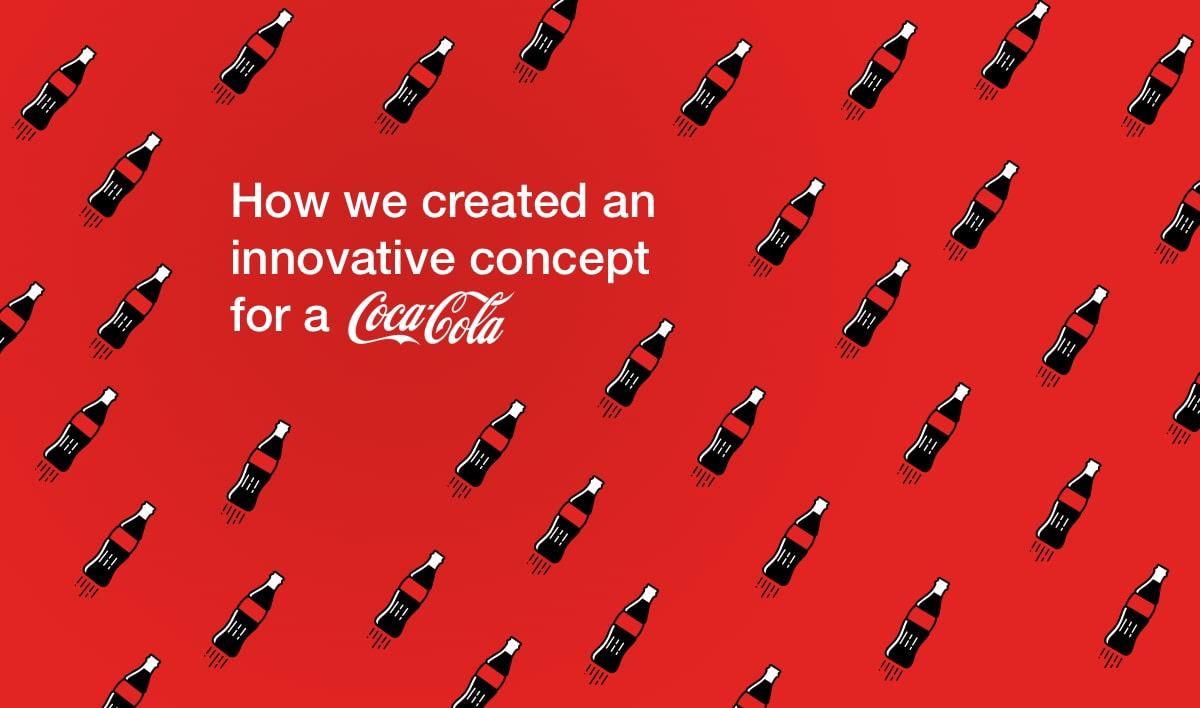 coca cola design