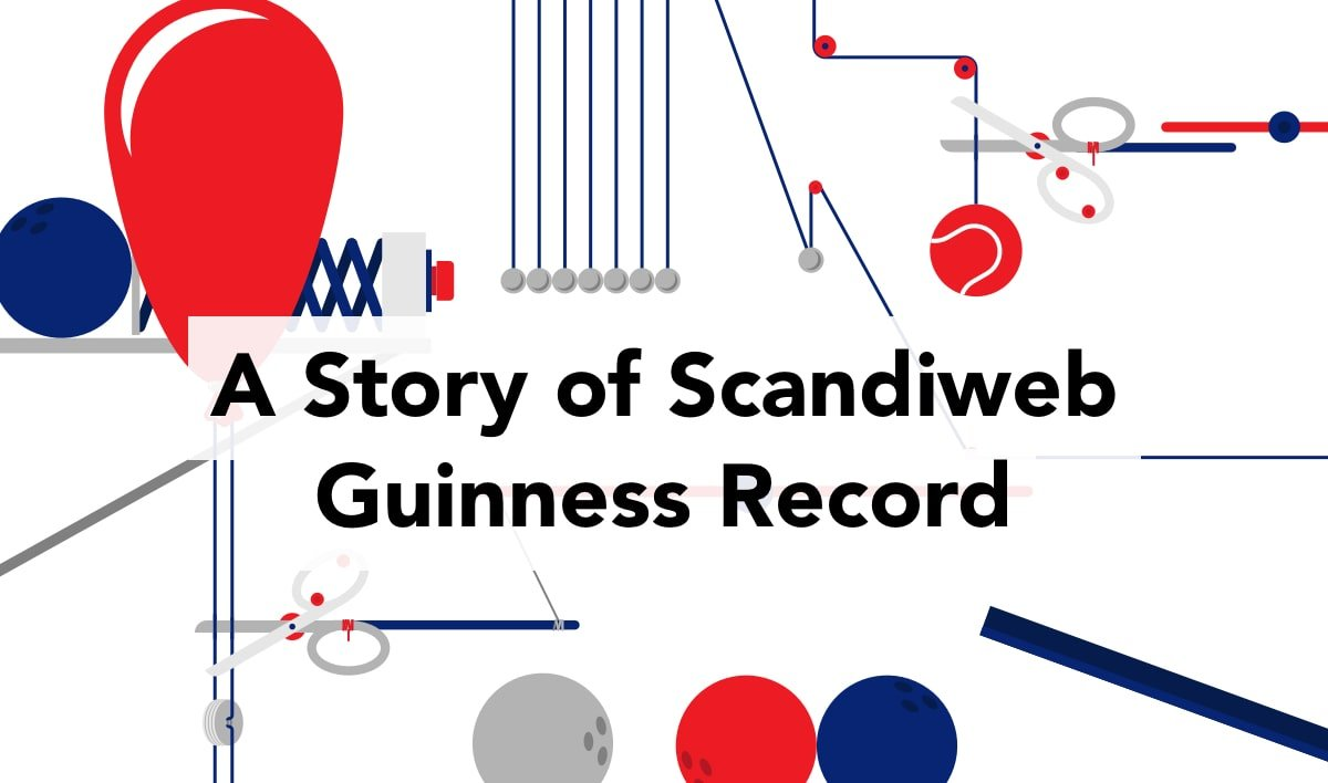 scandiweb guinness record