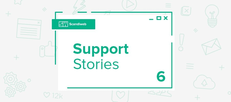 support stories 6