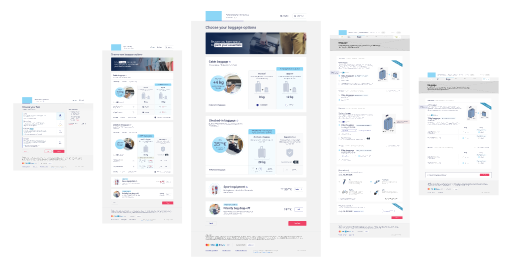 checkout flow redesign