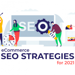 SEO strategies 2021: banner