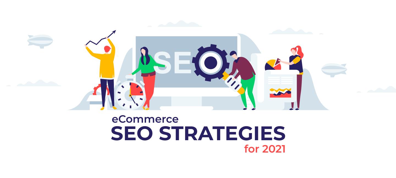 SEO strategies 2021: banner