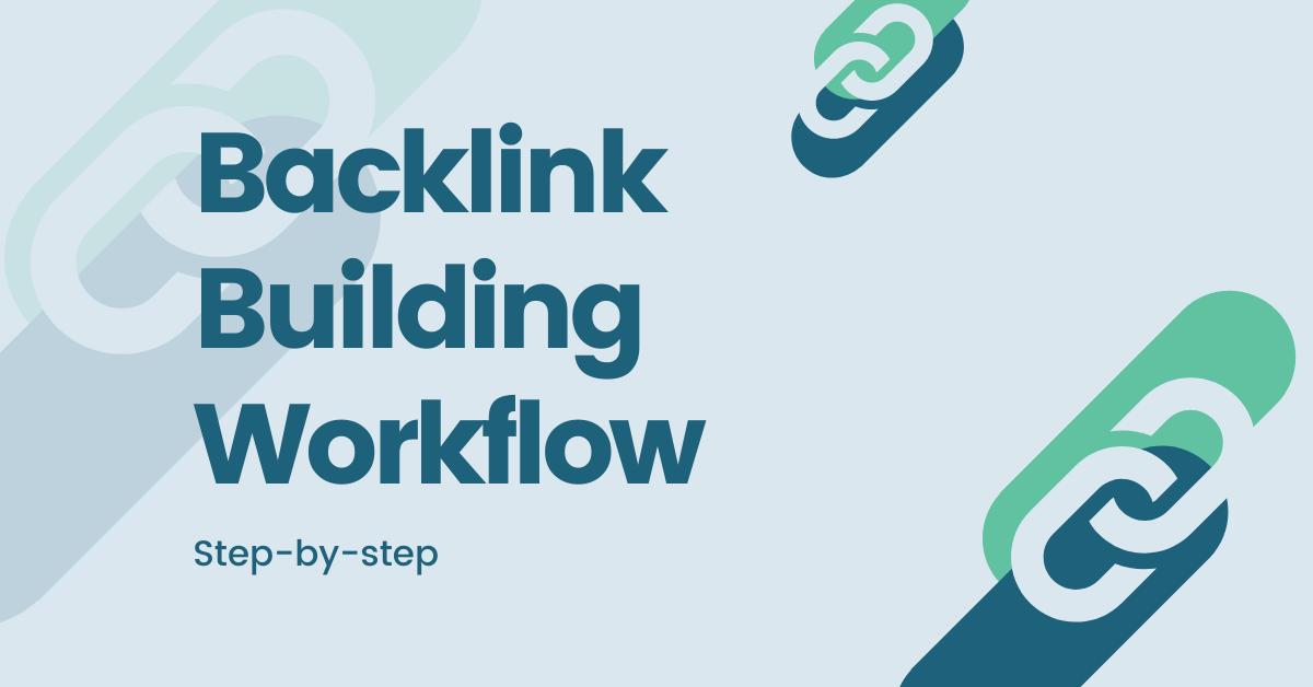 backlink-building-workflow-link-building